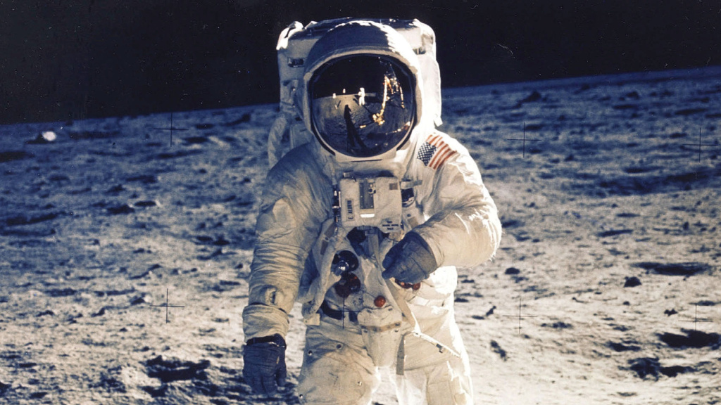 Event: 'AirTalk' Live – One Small Step, 50 Years Later