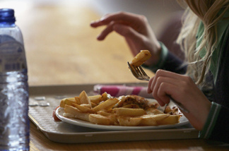 The new nutrition law gives local providers preference when they bid for school food contracts.