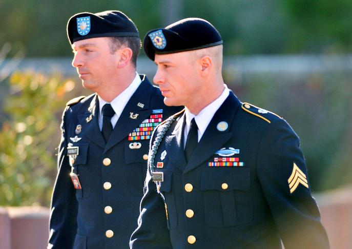 U.S. Army Sgt. Robert Bowdrie