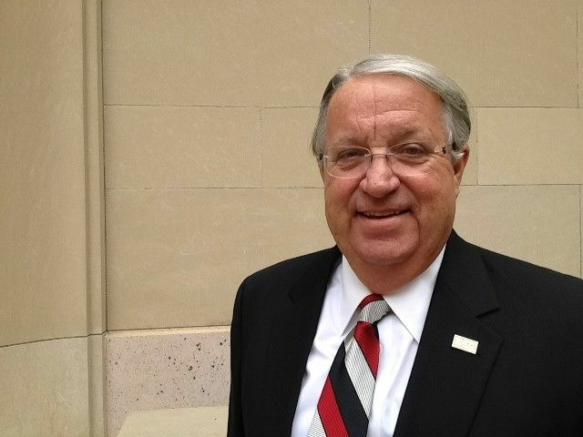 Los Angeles County Supervisor Don Knabe is with his colleagues in Washington, D.C. to talk with federal lawmakers about health care spending and public transportation.