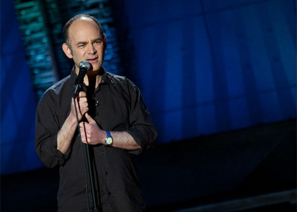 Todd Barry's Comedy Central special,