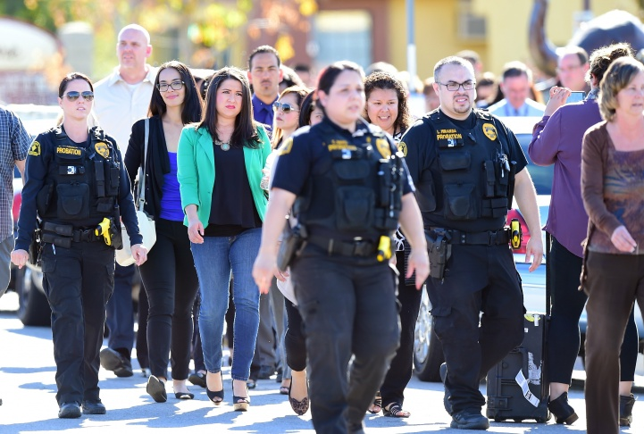 Video: San Bernardino shooting update: 2 suspects ID'd as Syed