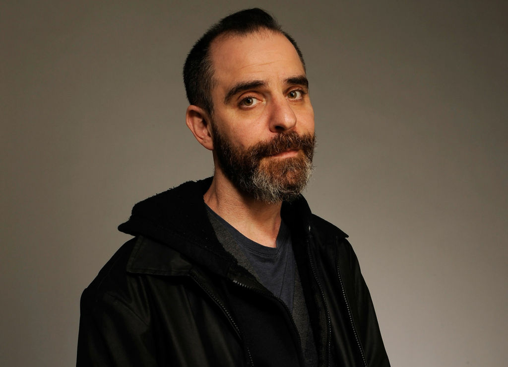 Actor David Rakoff from the film