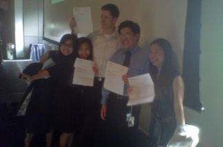 UCLA medical students receive their placements on Match Day.
