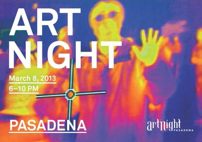 ArtNight Pasadena 2013