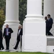 Republican senators after their meeting with President Obama, which was described by one as inconclusive.