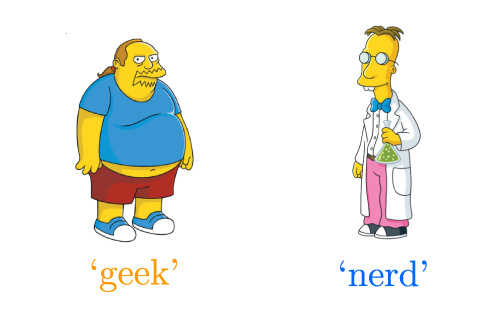 Do you know the difference between a geek and a nerd? Scientist Burr Settles does.