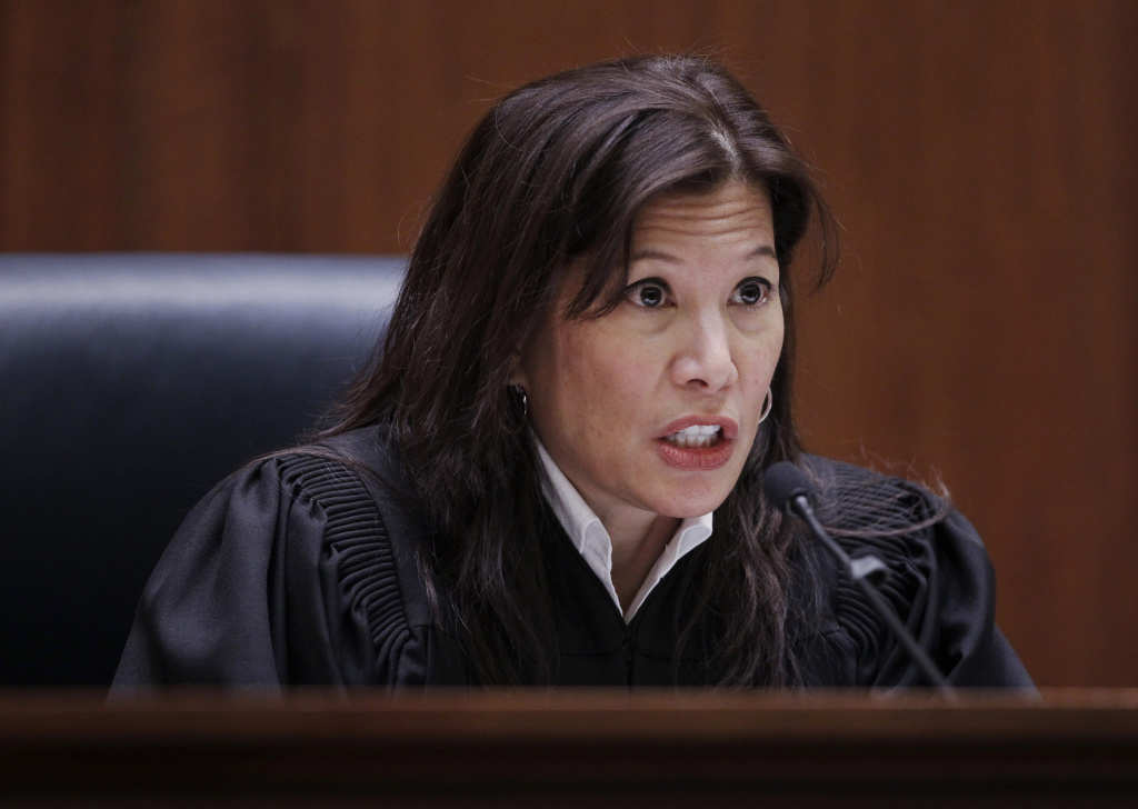 California Supreme Court Chief Justice Tani Cantil-Sakauye  (AP Photo/Paul Sakuma)