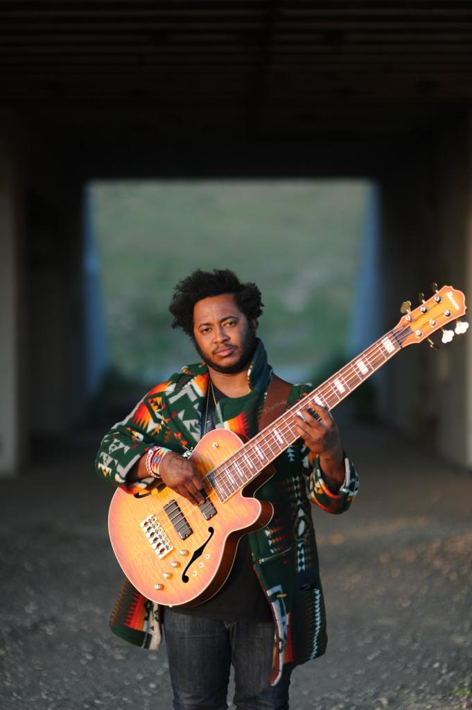 LA bassist Stephen Bruner aka Thundercat