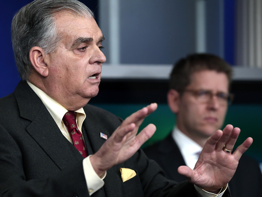Former U.S. Secretary of Transportation Ray LaHood admitted to federal prosecutors that he accepted a loan from a foreign billionaire and failed to disclose the check on government forms.