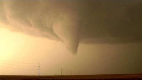 Watch The Birth of a Tornado