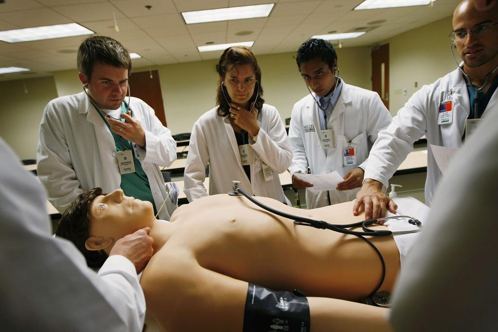 How long should medical school be?