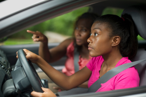 "They're about to learn to drive. And now we know what to call them: ""Plurals."""