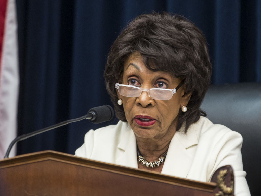 The House Financial Services Committee, led by Rep. Maxine Waters, D-Calif., will grill the heads of seven banks about the stability of the financial system a decade after the crash.