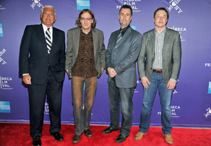 "Premiere Of ""Revenge Of The Electric Car"" At The 2011 Tribeca Film Festival"