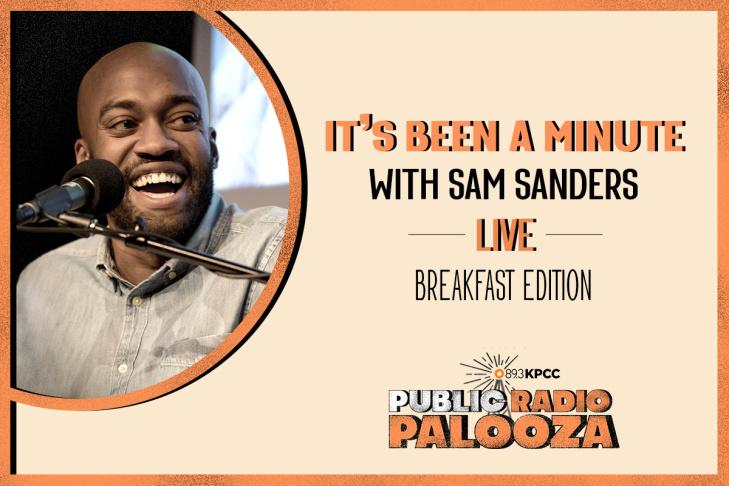 Sam Sanders