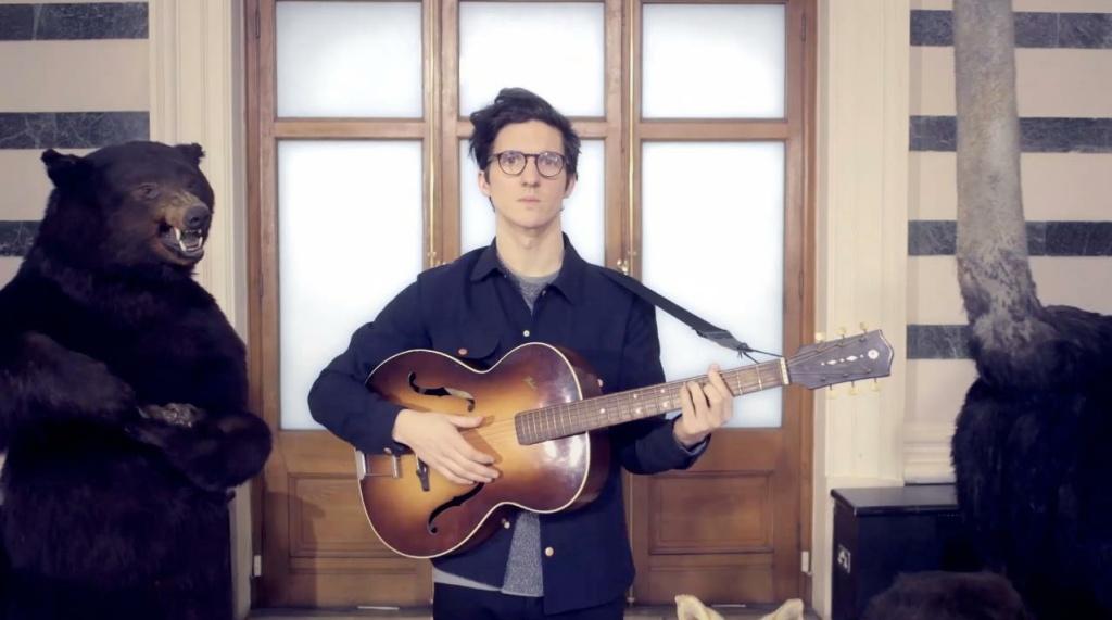Musician Dan Croll.