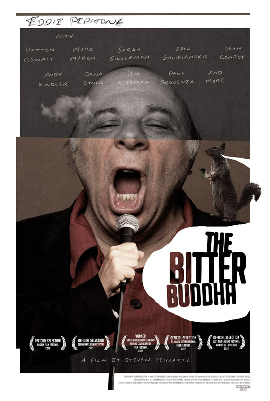The documentary about LA-based comic and actor, Eddie Pepitone, is now available on iTunes.