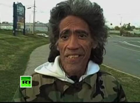 Ted Williams was homeless and rose to fame when a video of him and his