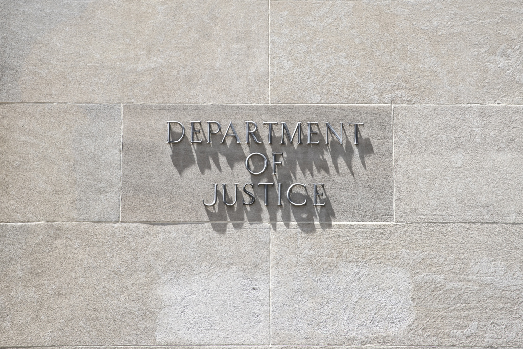 The Department of Justice on June 14, 2018 in Washington, DC.