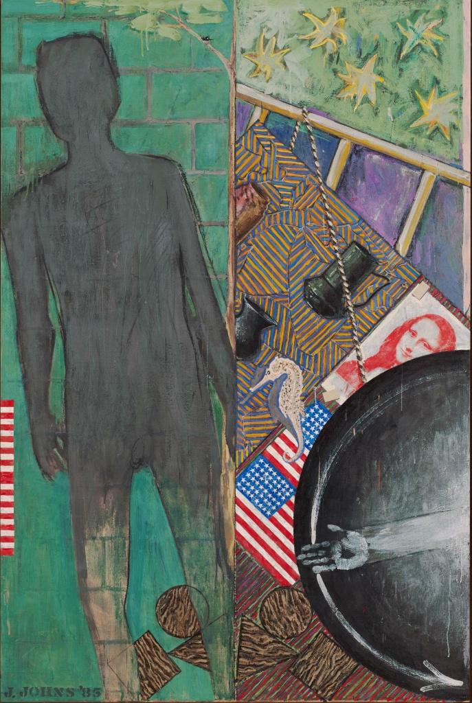 Jasper Johns: Summer, 1985. MOMA/Scala