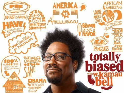 """Totally Biased With W. Kamau Bell"" is part of FX's big night of comedy premieres."