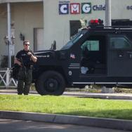 Dorner Shooting Manhunt