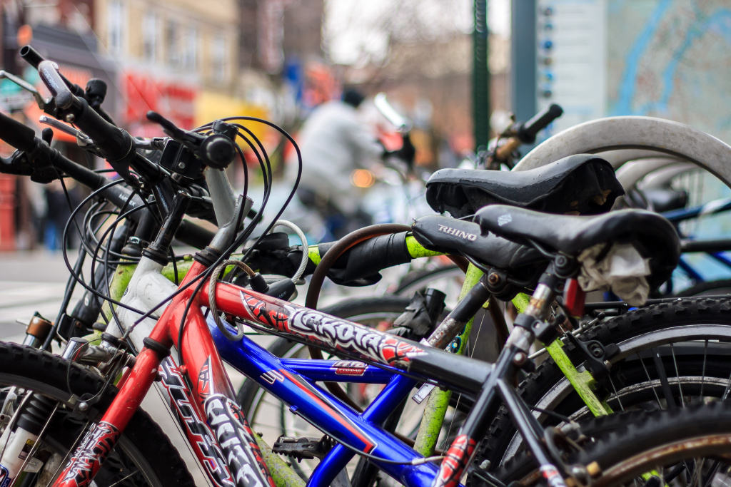 Bike Week activities include a blessing of bicycles at Good Samaritan Hospital on Tuesday and bike-to-work day on Thursday.