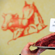 FRANCE-FOOD-MEAT-HORSE