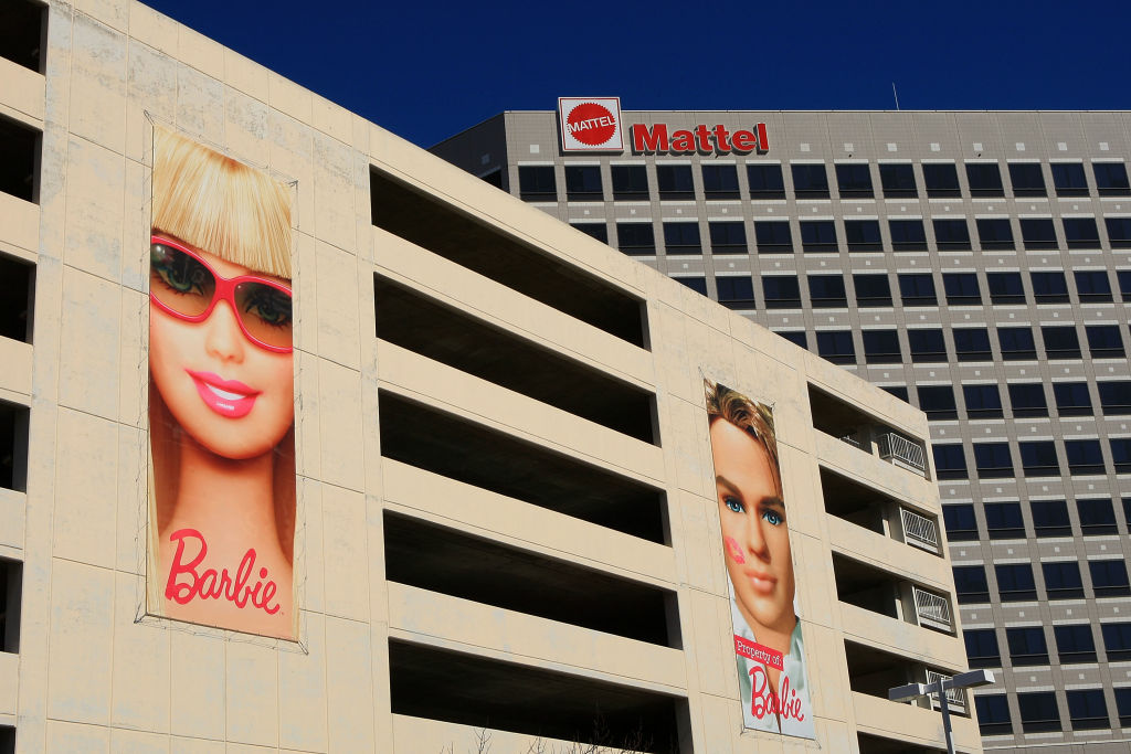 Mattel Inc. in of El Segundo, California. Barbie dipped a bit in third-quarter earnings, but overall the biggest toymaker in the U.S. beat expectations.