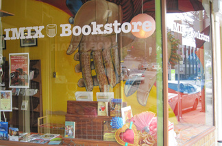 Imix Bookstore, located in Eagle Rock.