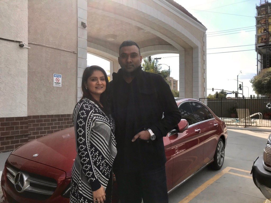 Kash Singh and his wife are renting 40 of the 53 rooms in their Buena Park motel to the county.
