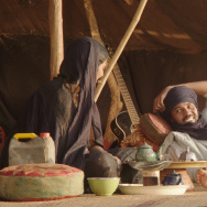 "A scene from Abderrahmane Sissako's ""Timbuktu"""