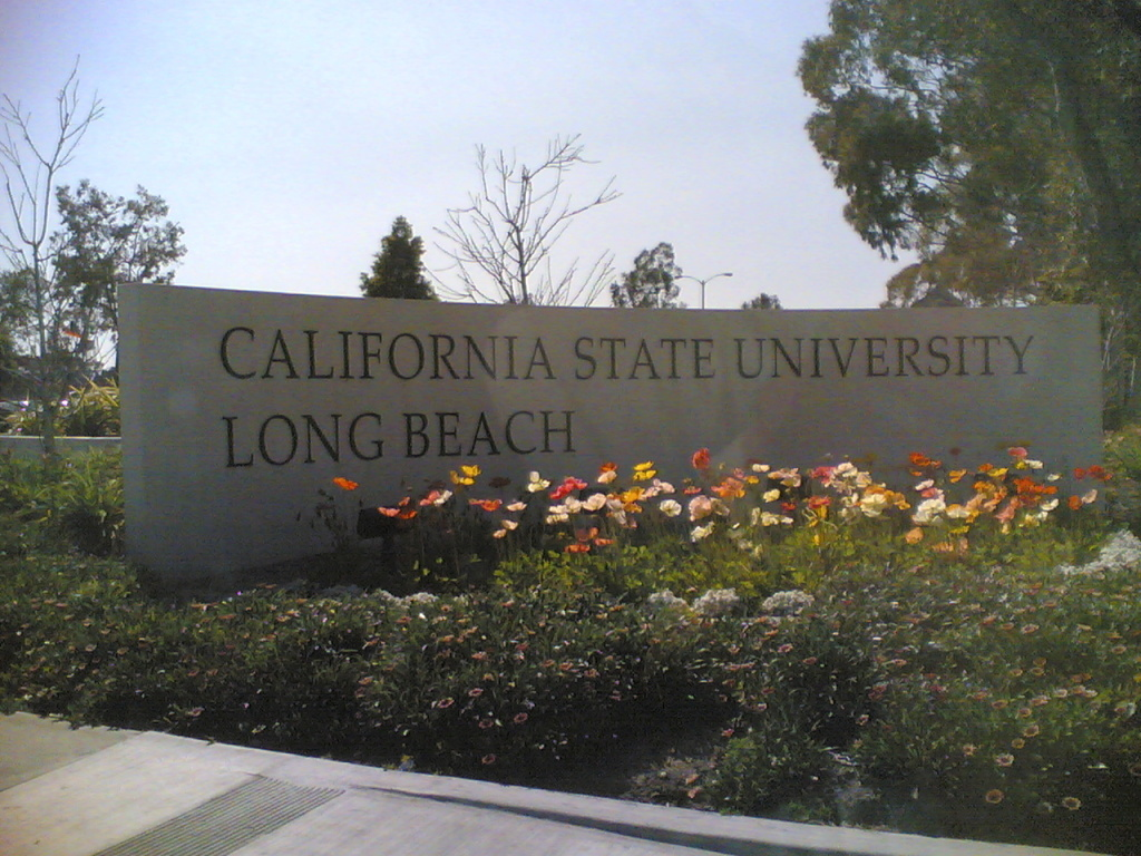 A student at California State University, Long Beach has been diagnosed with bacterial meningitis.