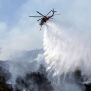 San Gabriel Complex Fire  -
