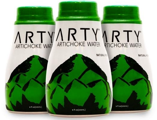 Artichoke water is one coconut water alternative companies are selling.