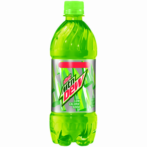 The Diet Dew does a billion bucks in sales.
