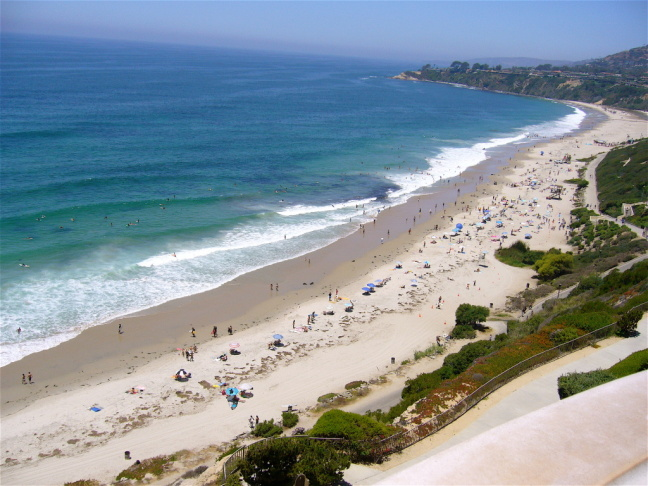 Salt Creek Beach, Dana Point, Calif.