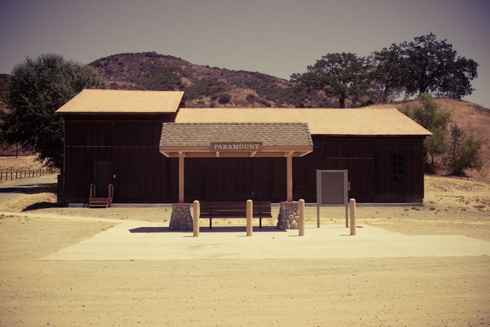 Paramount Ranch has taken a few star turns over the years. It stood in for 1860s Colorado in Doctor Quinn, Medicine Woman and saw its fair share of John Wayne flicks.