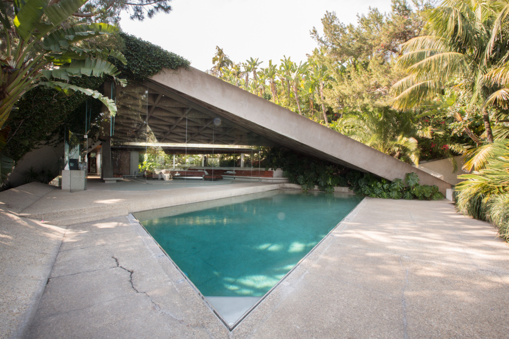 Jackie Treehorn S Beverly Hills Pad James Goldstein Gives Kpcc A
