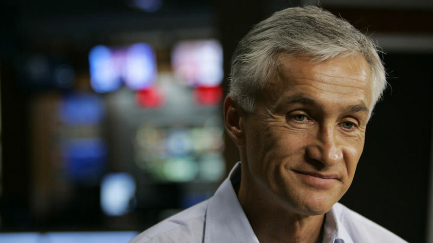 Jorge Ramos, the well known co-anchor of Univision's Spanish-language network news is slated to anchor Fusion's primetime news program in English.