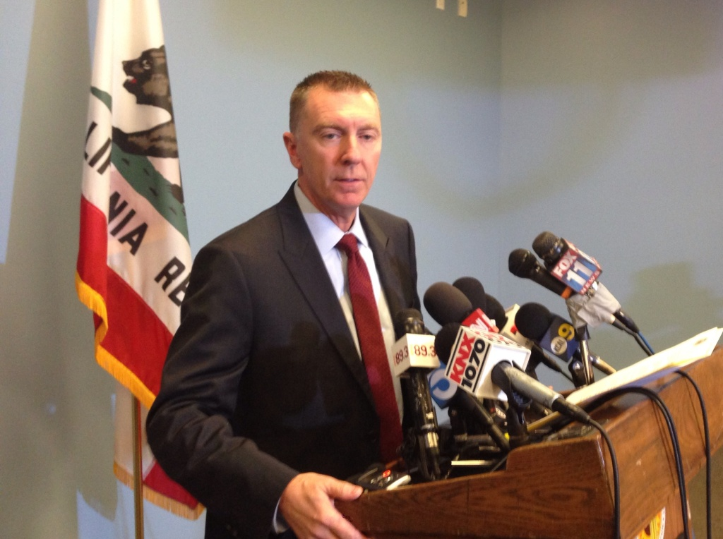 LA Unified Superintendent John Deasy