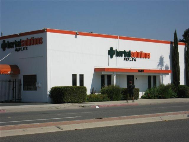 Long Beach Police raided seven medical marijuana dispensaries Wednesday, Oct. 10, 2012. Several of the dispensaries operated elaborate marijuana growing facilities.