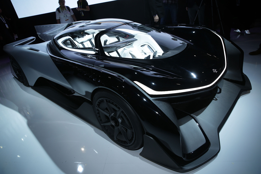 File The Faraday Future Ffzero1 Concept A High Performance Electric Vehicle Built Upon Ff S