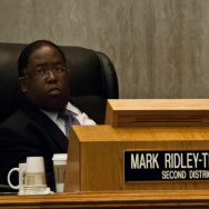 Supervisor Mark Ridley-Thomas