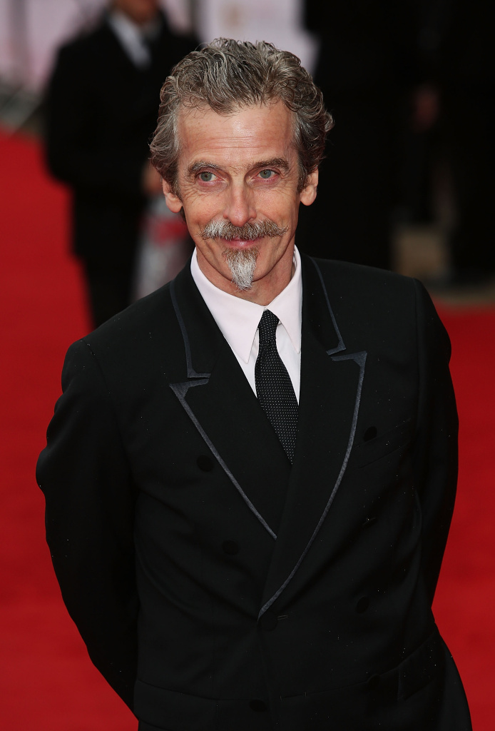 Peter Capaldi attends the Arqiva British Academy Television Awards 2013 at the Royal Festival Hall on May 12, 2013 in London, England.