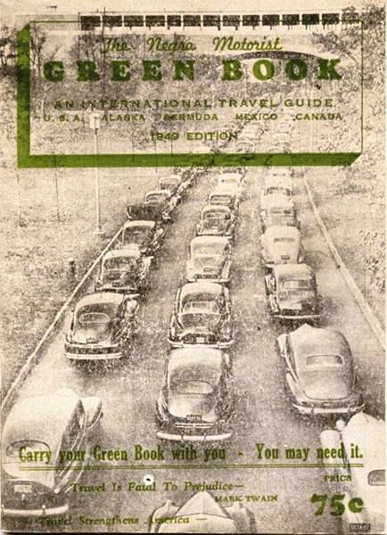 The 1949 edition of The Green Book.