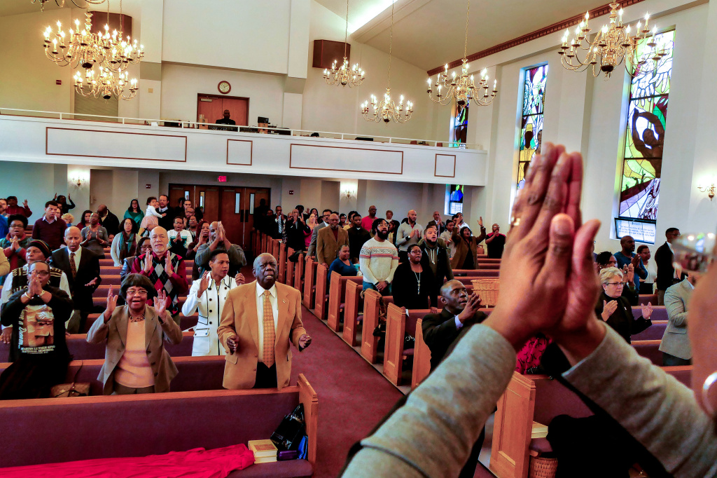 Evangelical Christians traditionally focused on individual sin and salvation. But some are taking a wider view when it comes to addressing systemic racism.