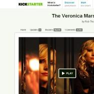 Kickstarter Veronica Mars