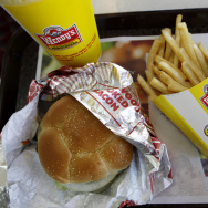 "Environmental groups cited Wendy's as ""Poor"" in the area of packaging sustainability. One reason is that the chain still uses black plastic bowls, which cannot be recycled."